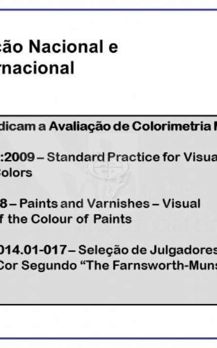 Teste de cores - Foto: 9